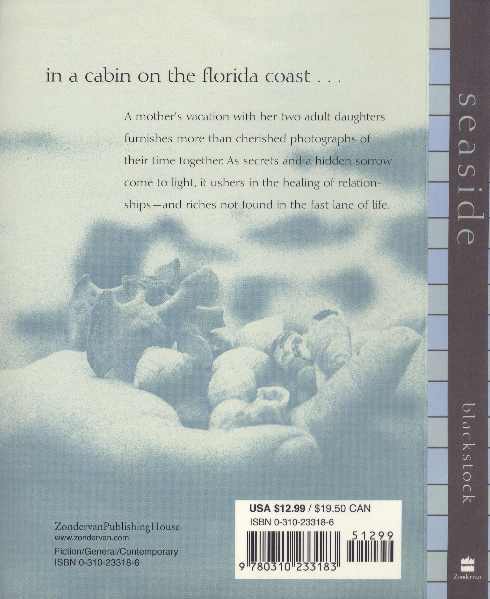 Terri Blackstock back cover